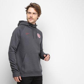 Moletom Internacional Nike GFA Capuz Masculino