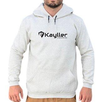 Moletom Kayller Casaco Blusa Unisex De Frio Estampa Urso