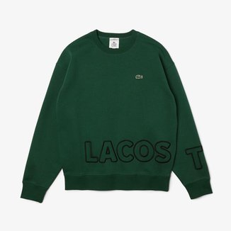 Moletom Lacoste Loose Fit
