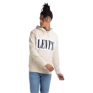 Moletom Levis Logo Colorblock