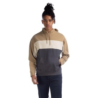 Moletom Levis Wavy Colorblock