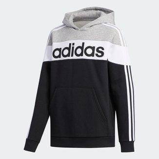 Moletom LIN CB HD FL  Adidas