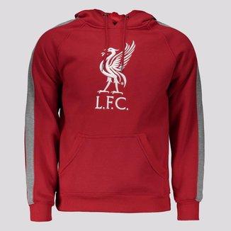 Moletom Liverpool Trilobal Vermelho