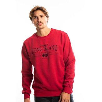 Moletom Long Island Loft Masculino