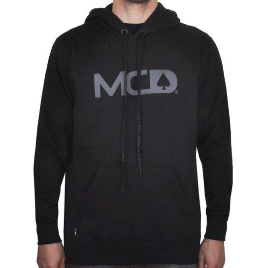 Moletom Mcd Spade 2.0 - Preto