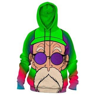 Moletom Moleton blusa de frio Canguru The Old Man casaco blusão