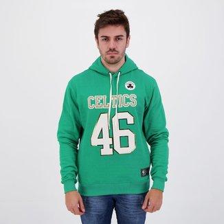 Moletom NBA Celtics Verde