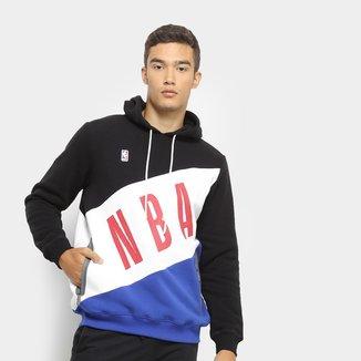 Moletom NBA Colorblock Masculino