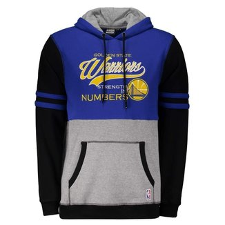 Moletom NBA Golden State Warriors Masculino