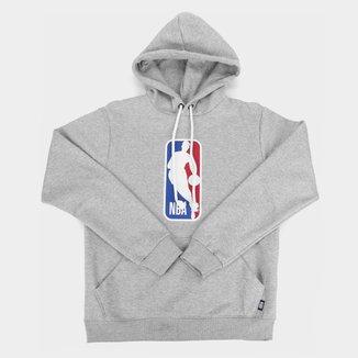 Moletom NBA Juvenil Canguru Masculino