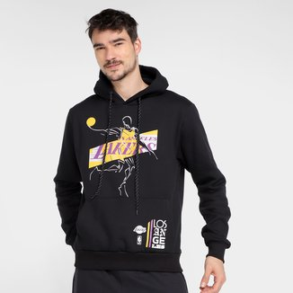 Moletom NBA Los Angeles Lakers Game Masculino