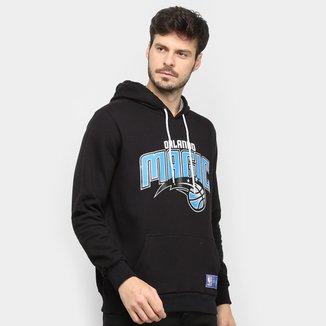 Moletom NBA Orlando Magic Canguru Masculino