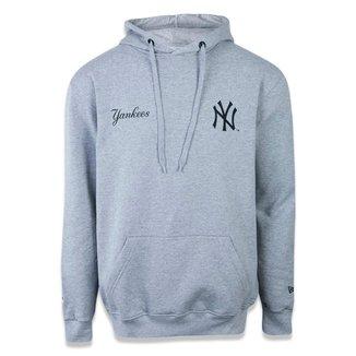 Moletom New Era Canguru Fechado New York Yankees MLB