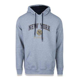 Moletom New Era College School New York Yankees