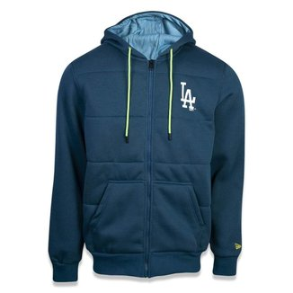 Moletom New Era Los Angeles Dodgers Mlb    Masculino