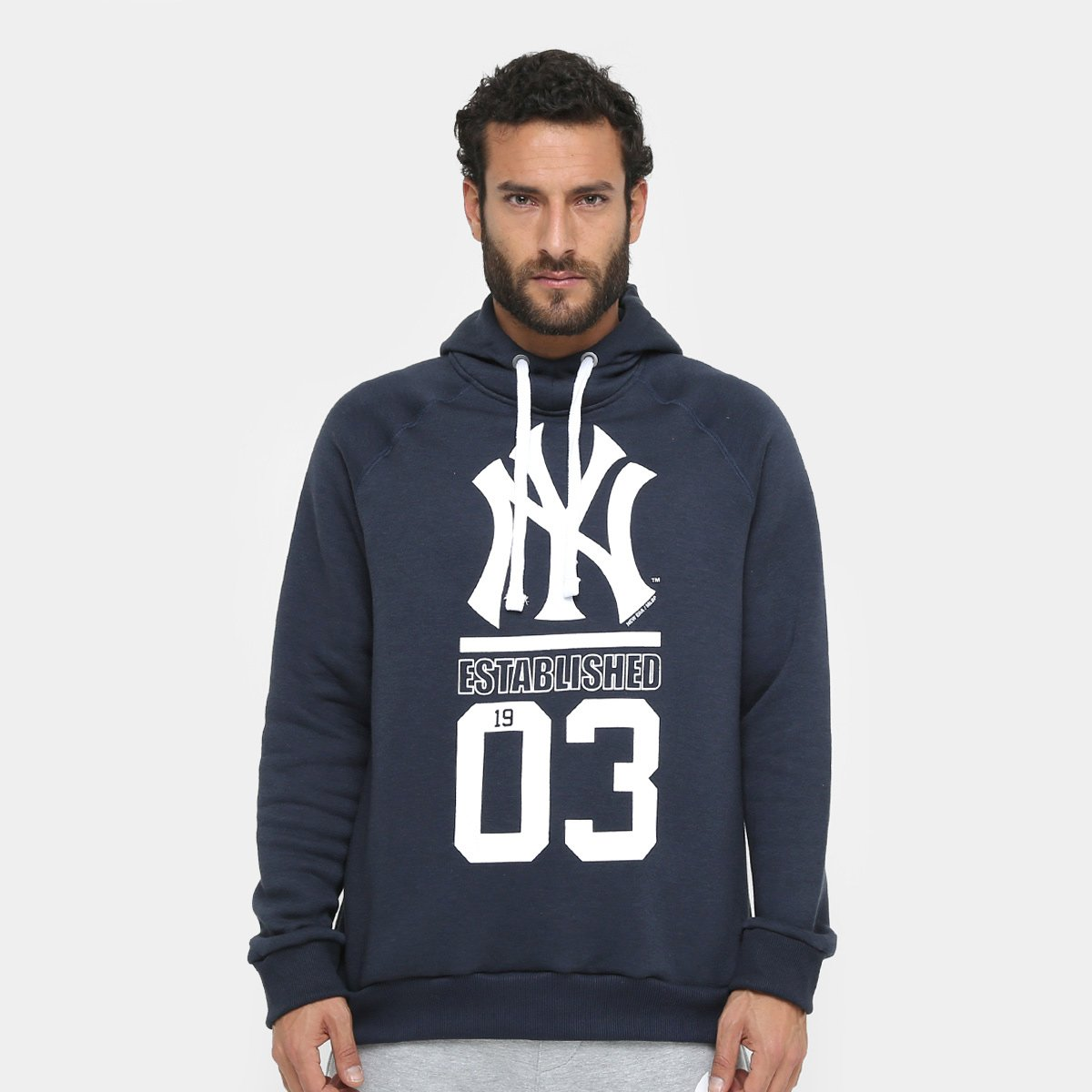 Moletom New Era MLB Careca 52 New York Yankees - Compre Agora  dea6c7ec5e5