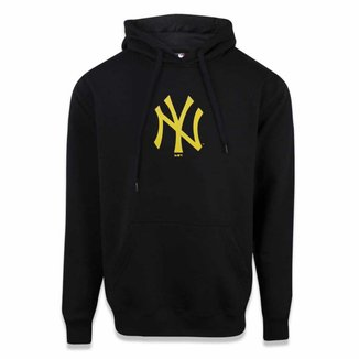 Moletom New Era New York Yankees Essentials Litte Masculino