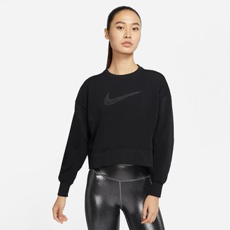 Moletom Nike Dry Get Fit Feminino