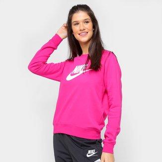 Moletom Nike Essential Crew Feminino