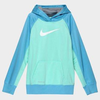 Moletom Nike KO 2.0 c/ Capuz Infantil