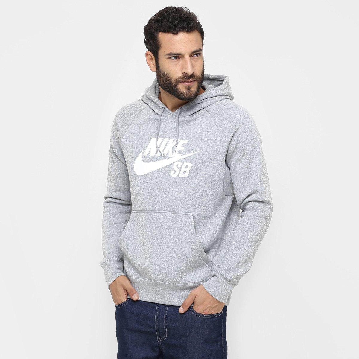 4d4cde6ca1 Moletom Nike SB Icon Po Hoodie Masculino - Compre Agora