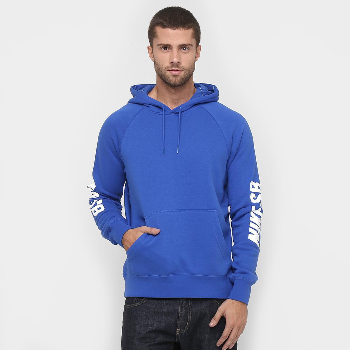 b94e13f78e Moletom Nike SB Icon Yarn Dye Masculino - Compre Agora