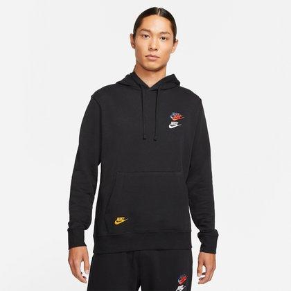 Moletom Nike Sportswear Essentials Capuz Masculino