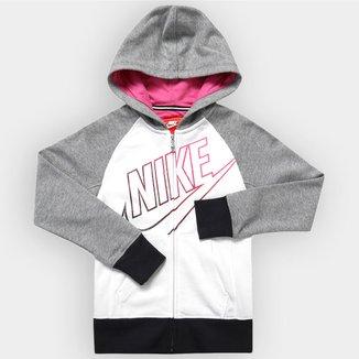 Moletom Nike Ya76 c/ Capuz Juvenil