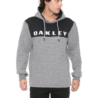 Moletom Oakley Crossrange Pullover
