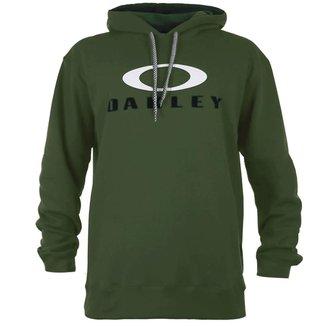 Moletom Oakley Dual Hoodie Verde Militar