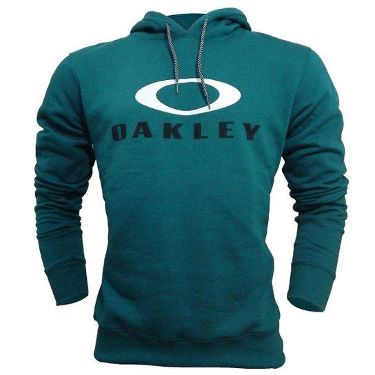 Moletom Oakley Dual Pullover Legion Blue - Azul