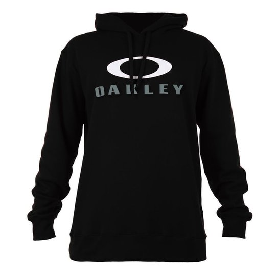 Moletom Oakley Dual Pullover Masculino - Preto