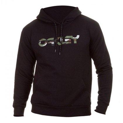 Moletom Oakley Mark Pullover B1B Blackout