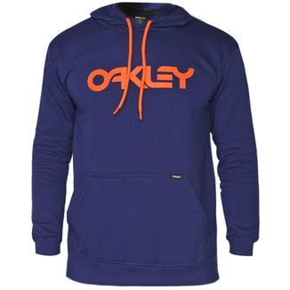 Moletom Oakley Mark Pullover B1B Dark Blue