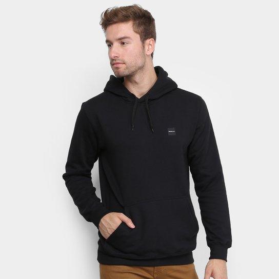 Moletom Oakley Patch 2.0 Pullover Masculino - Preto