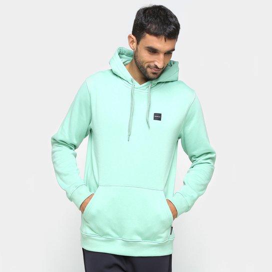 Moletom Oakley Patch 2.0 Pullover Masculino - Verde