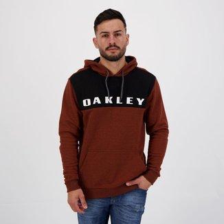 Moletom Oakley Sport Pullover Marrom