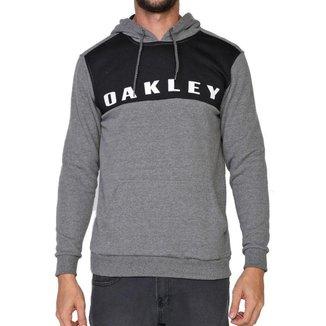 Moletom Oakley Sport Pullover Masculino
