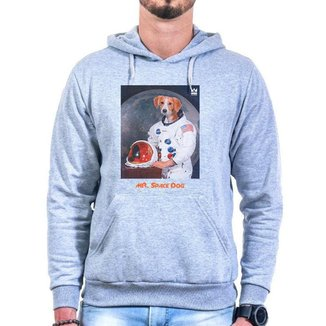 Moletom Oldsen Mr Space Dog Masculino