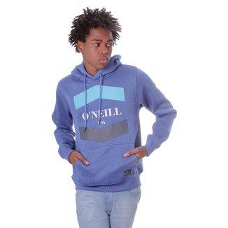 Moletom O'Neill Hybrid Colors Canguru Masculino