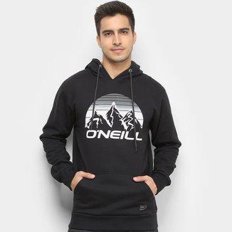 Moletom O'Neill Mount Canguru Masculino