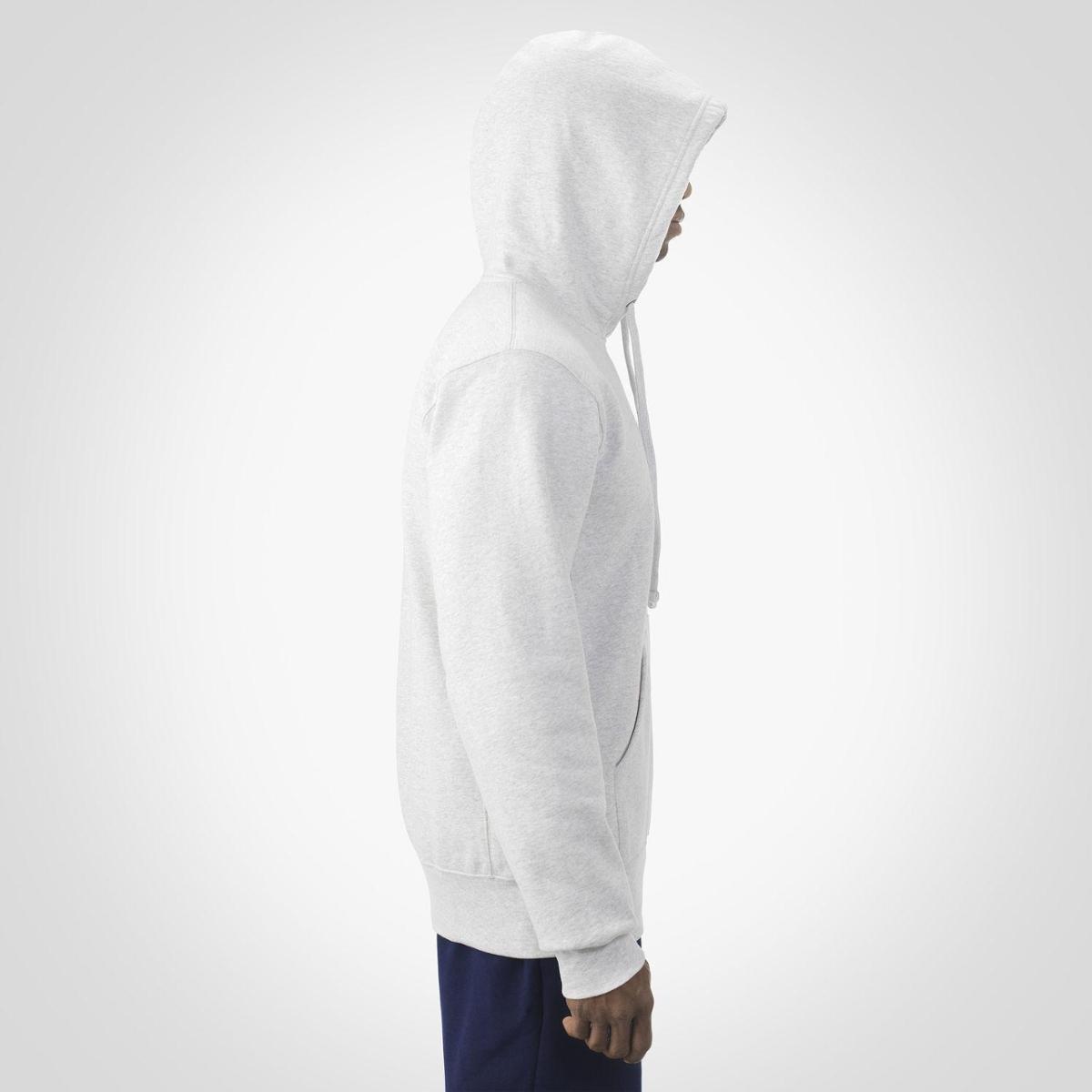 6c9b2b76f3 Moletom Polo Blu Canguru Masculino - Branco - Compre Agora