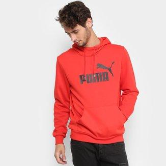 Moletom Puma Ess No.1 Hoody Fl