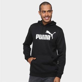 Moletom Puma Essentials C/ Capuz Masculino