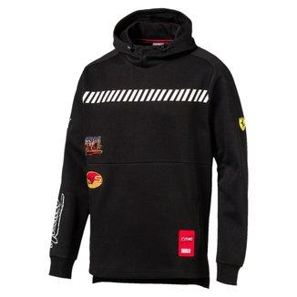 Moletom Puma Scuderia Ferrari Street Masculino