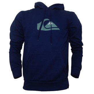 Moletom Quiksilver Canguru Big Logo Hood Masculino