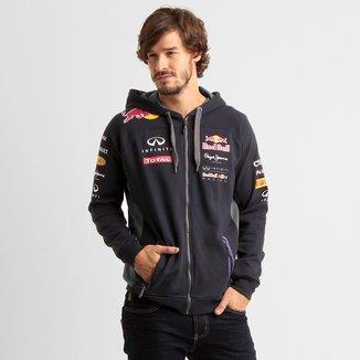 Moletom Red Bull c/ Capuz