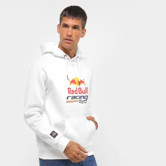 Moletom Red Bull Racing Canguru Masculino