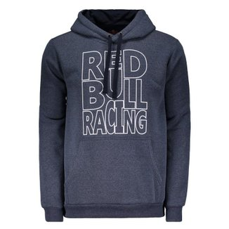 Moletom Red Bull Racing Marinho
