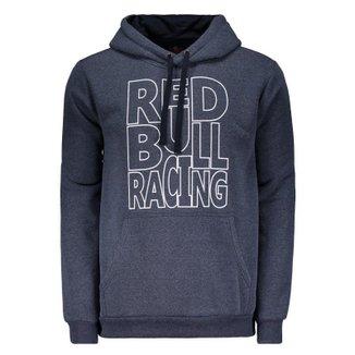 Moletom Red Bull Racing Marinho